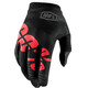 100% iTrack Bike Gloves black